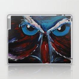 Great Horned Owl Laptop & iPad Skin