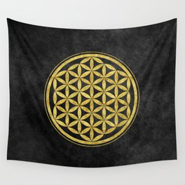 Flower Of Life 007 Wall Tapestry