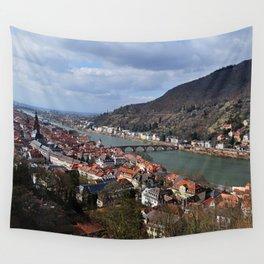Heidelberg Wall Tapestry