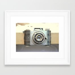 Detrola (Vintage Camera) Framed Art Print