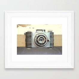 Detrola (Vintage Camera) Framed Art Print