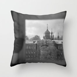 Orthodox Throw Pillow