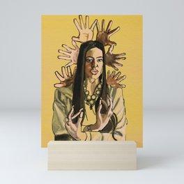 Rosalia - Pienso en tu Mira Mini Art Print