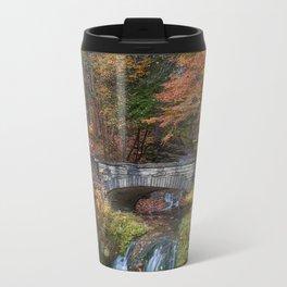 the Stone Bridge Metal Travel Mug