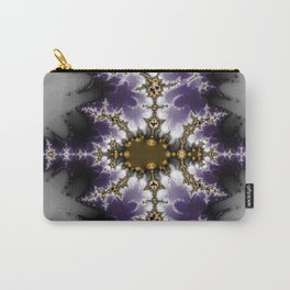 Fractal Beetle Carry-All Pouch