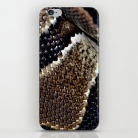 monty python iPhone & iPod Skins featuring Python by Elaine C Manley