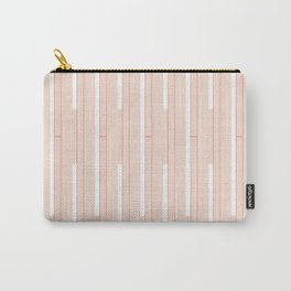 Minimal Stripes #home #society6 #decor #art #style #cool #minimalism #pattern Carry-All Pouch