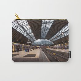Glasgow Train Station Carry-All Pouch