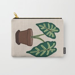 House Plant No.3 Carry-All Pouch