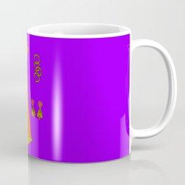 Her sari Coffee Mug