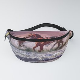 Lucky Horses Fanny Pack