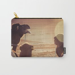Camels in the sunlight Carry-All Pouch