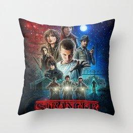 Final Episode Throw Pillow