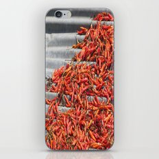 Peppers iPhone & iPod Skin