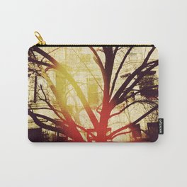 'UPPER WEST TREE' Carry-All Pouch