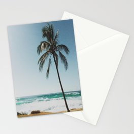 By the Beach  Stationery Cards