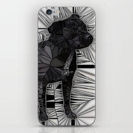 Staffordshire Bull Terrier Mosaic iPhone Skin