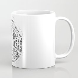 Choose a Slice Coffee Mug