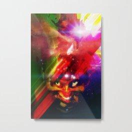 Malevolent Force Metal Print