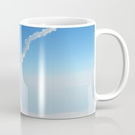 Final Launch of the Space Shuttle Endeavour STS-134 Mission 16 May 2011 Coffee Mug