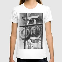 New Orleans - Window to a French Quarter Gourmet Kitchen T-shirt