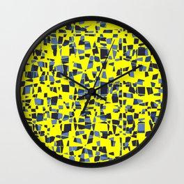 Sorrento daytime Wall Clock