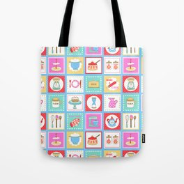 Kitchenalia Tote Bag