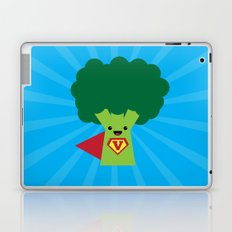 Super Broccoli Laptop & iPad Skin