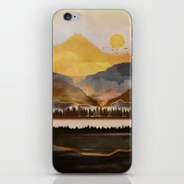 Pure Wilderness at Dusk iPhone Skin