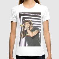 zayn malik T-shirts featuring Zayn Malik 2 by Halle