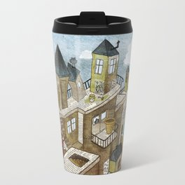 The house of secrets Travel Mug