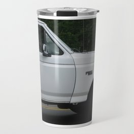 Truck Dog Travel Mug