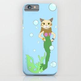Mer-Cat iPhone Case