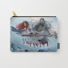 Nordic Warriors Official Art with Logo Carry-All Pouch