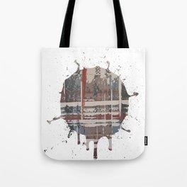 Waterlogged -  splash Tote Bag