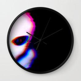 Big Head, Big Future VII Wall Clock