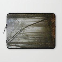 Misty Woods Laptop Sleeve