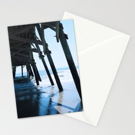 Where the Sky Meets the Sand Stationery Cards