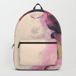 Rose and Smoke Romance Backpack