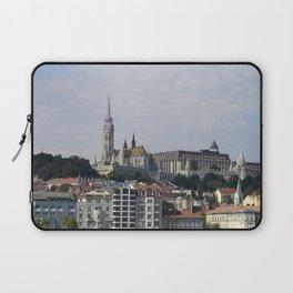 budapest cityscape Laptop Sleeve
