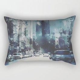 City - Memories Rectangular Pillow