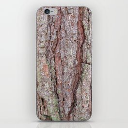 Pine Bark iPhone Skin