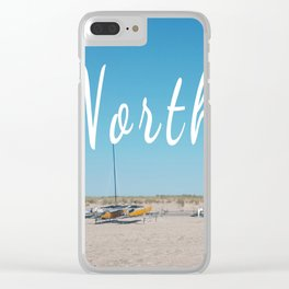 North Coast Clear iPhone Case