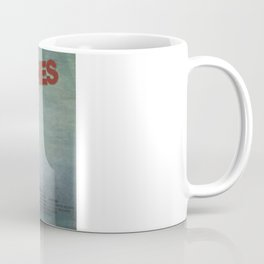 Official Poster: Stitches Coffee Mug