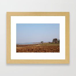 Jharkhand River Framed Art Print