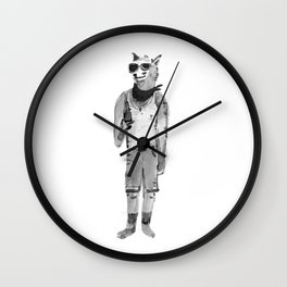 Have a drink! Wall Clock