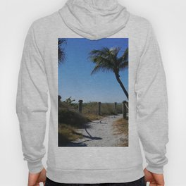 Captiva Island Beach Access Hoody