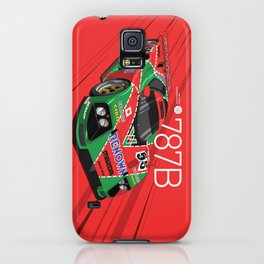 Mazda 787B  iPhone Case