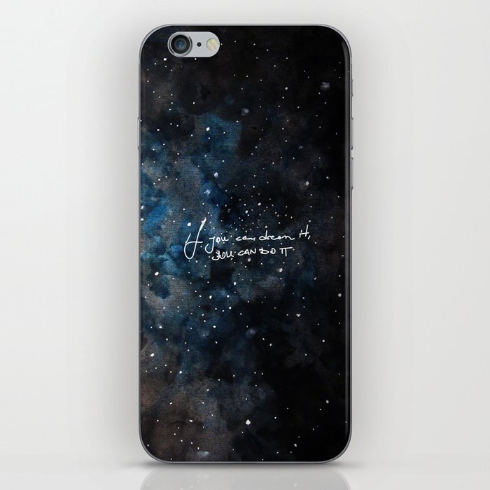 You can do it iPhone Skin