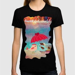 In Love With A Beautiful World T-shirt